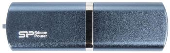 Флеш-накопитель Silicon Power 32 Gb Luxmini 720 SP 032 GBUF 2720 V1D USB 2.0 синий цена