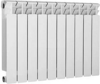 Водяной радиатор отопления RIFAR B 500 10 секц