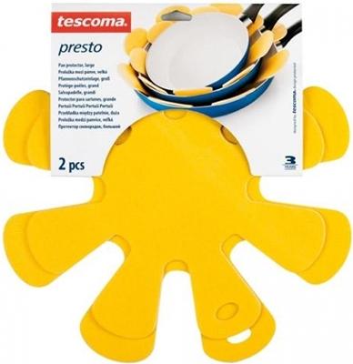 Вкладыш между сковородок Tescoma PRESTO малый и большой 2шт 420884 воронка пластмассовая tescoma presto 2шт 420689