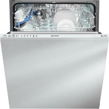 Полновстраиваемая посудомоечная машина Indesit DIF 16 B1 A EU indesit dfp 27 b1 a eu
