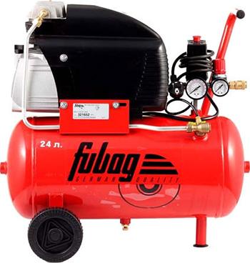 Компрессор FUBAG FС 230/24 CM2 (230 л/мин_24л_8бар_1.5кВт) цена и фото