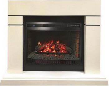 цена на Каминокомплект Royal Flame Lindos c очагом Dioramic 26 LED FX (алебастр) 1164918986