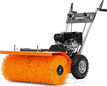 Подметальная машина Daewoo Power Products DASC 7080 аксессуар для садовой техники daewoo power products dats 10