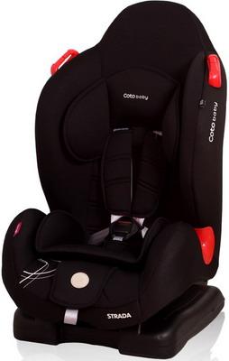 Автокресло CotoBaby STRADA 9-25 кг черное автокресло carmate ailebebe kurutto nt2 premium черное