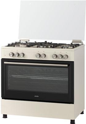 Комбинированная плита Simfer F 96 EO 52001