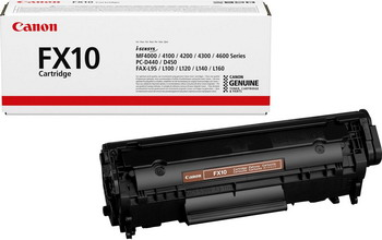 Картридж Canon FX-10 0263 B 002 картридж canon fx 10 черный [0263b002]