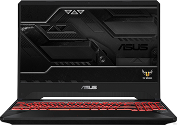 Ноутбук ASUS FX 505 GD-BQ 261 T i5-8300 H (90 NR 00 T3-M 04900) Black ноутбук asus fx 504 gd e 4994 t 90 nr 00 j3 m 17800