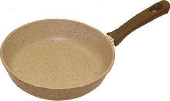 Сковорода Helper GRANIT 26 см цвет Мокко GM 5026