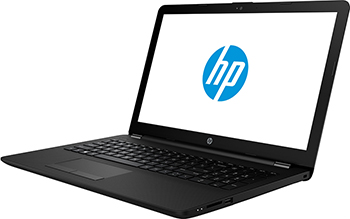 Ноутбук HP 15-bs 165 ur (4UK 91 EA) black