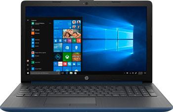 Ноутбук HP 15-db 0061 ur <4KG 34 EA> AMD A6-9225 (Twilight Blue)