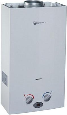 купить Газовый водонагреватель WERT 10 LC белый онлайн