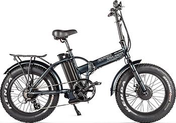 Велогибрид Eltreco WELLNESS BAD DUAL NEW matt black 019938-1948 велосипед eltreco x4 electron bikes center motor 2017