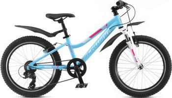цена на Велосипед Schwinn Cimarron 20 голубой