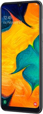 Смартфон Samsung Galaxy A50 128GB SM-A505F (2019) черный смартфон samsung galaxy s8 sm g950f 64gb жёлтый топаз