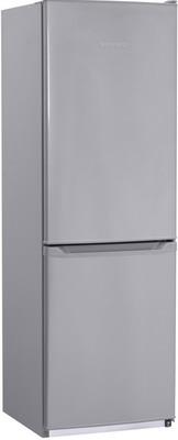 Двухкамерный холодильник NordFrost NRB 139 332 серебристый металлик оборудование для бани украина