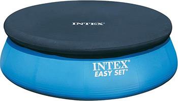 Тент Intex Easy Set 366см (выступ 30см) 28022 цена и фото