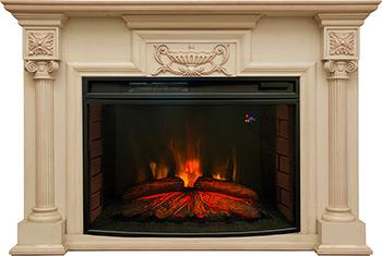 Каминокомплект Realflame London 33 WT с Firespace 33 S IR royal flame realflame stone new f33 firespace 33 w ir