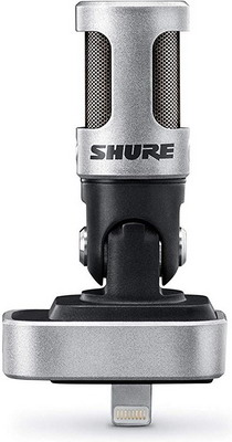 Стереомикрофон для iOS-устройств Shure MV 88/A проводной и dect телефон foreign products vtech ds6671 3