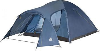 Палатка кемпинговая Trek Planet Lima 3 синий 70180 палатка trek planet alaska 2 70161