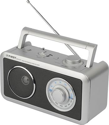 лучшая цена Радиоприемник First FA-1905-SI