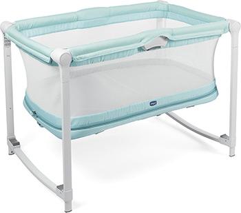 Детская кроватка Chicco Zip&Go Aquarelle