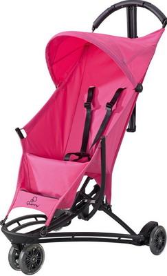 Коляска Quinny Yezz pink hybrid 76505170 коляска прогулочная quinny yezz blue трек 76505130