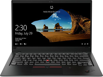Ноутбук Lenovo ThinkPad X1 Carbon 6 (20KH006JRT) цена и фото