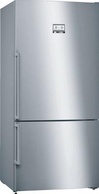 Двухкамерный холодильник Bosch KGN 86 AI 30 R цена в Москве и Питере