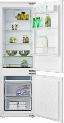 Встраиваемый двухкамерный холодильник Graude IKG 180.3 цена и фото