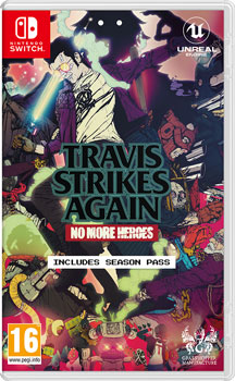 Игра для приставки Nintendo Switch: Travis Strikes Again: No More Heroes