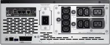 Источник бесперебойного питания APC Smart-UPS X SMX2200HVNC 1980Вт 2200ВА черный источник бесперебойного питания apc smart ups srt 1500va rm 230v 1500va черный srt1500rmxli