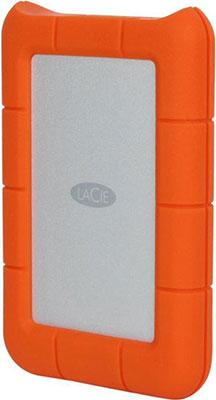 Внешний жесткий диск (HDD) Lacie Original USB 3.0 2Tb LAC9000298 Rugged Mini 2.5'' оранжевый lacie original usb 3 1 2tb stfd2000400 porsche design mobile серебристый