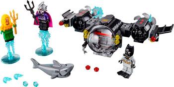 Конструктор Lego Подводный бой Бэтмена 76116 lego super heroes 76104 бой халкбастера