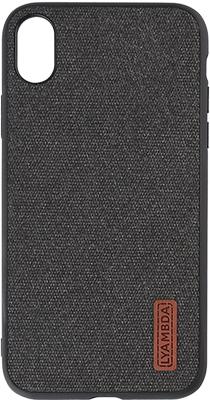 все цены на Чехол (клип-кейс) Lyambda REGUL для iPhone XR (LA06-RG-XR-BK) Black онлайн