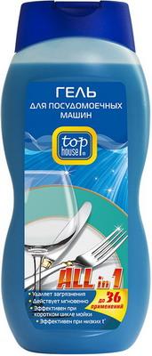 Средство для мытья посуды TOP HOUSE All in 1 391800