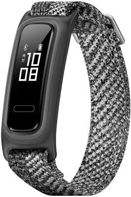 цена Фитнес-браслет Huawei Band 4E Misty Grey онлайн в 2017 году