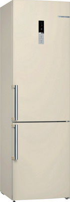 Двухкамерный холодильник Bosch KGE 39 AK 32 R