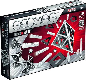 Конструктор Geomag Black & White 68 дет. 012 конструктор guidecraft io blocks 59 дет g9604
