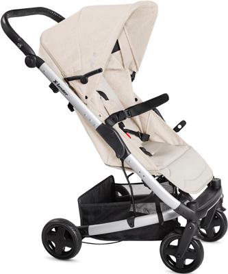 Детская коляска X-Lander X-Go Daylight Beige T-WDZ-00001 сумки для мамы x lander сумка для коляски x bag