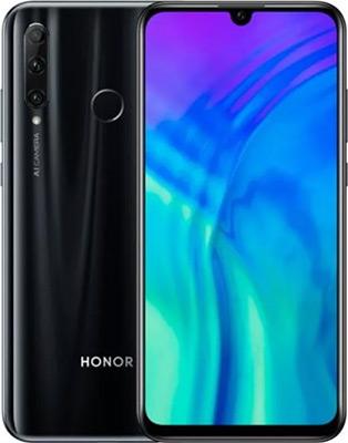 Смартфон Honor 20 Lite черный фото