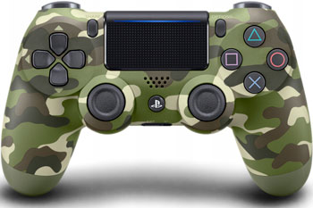 Джойстик Sony PS4 Dualshock4v2 Cammo (CUH-ZCT2E) PS719895152