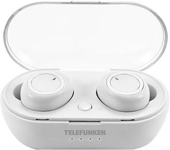 Вставные наушники Telefunken TF-1101B (белый)