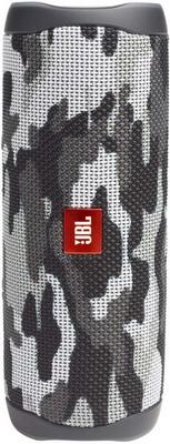 Портативная акустика JBL FLIP5BCAMO камуфляж белый