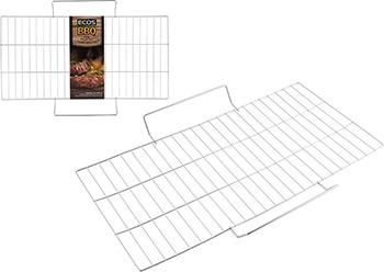 Решетка для мангала/гриля Ecos RD-66 размер: 24*48см. 999666 фото