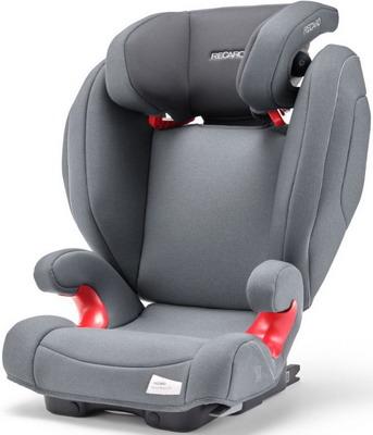 Автокресло Recaro Monza Nova 2 Seatfix гр. 2/3 расцветка Prime Silent Grey автокресло recaro monza nova evo seatfix гр 2 3 расцветка racing red