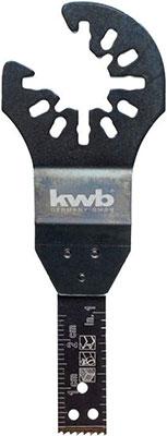 Полотно пильное по металлу для МФУ Kwb ENERGY SAVING 10 мм 709250