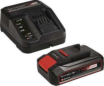 Аккумулятор + зарядное устройство Einhell PXC 18В 2 5 Ач