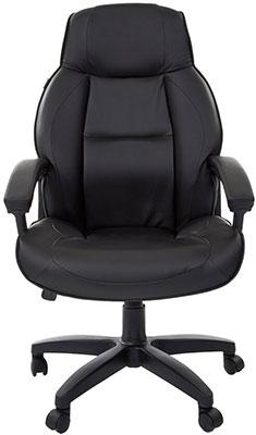 Кресло Brabix ''Formula EX-537'' экокожа черное 531388