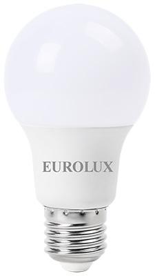Лампа светодиодная Eurolux LL-E-A60-7W-230-4K-E27 (груша 7Вт нейтр. Е27) белый canon e 30 4k page 7