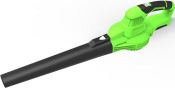 Воздуходувка-пылесос RedVerg RD-B18V (от аккум.) зеленый/черный